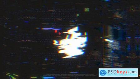 Wave of Glitches Logo 24485207