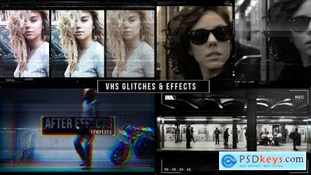 VHS Glitches Music Video 23435955