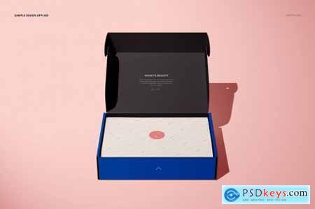 Mailing Box 3 Mockup Set 1601398