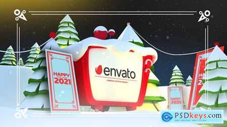 Christmas Tv Channel Logo 29741091