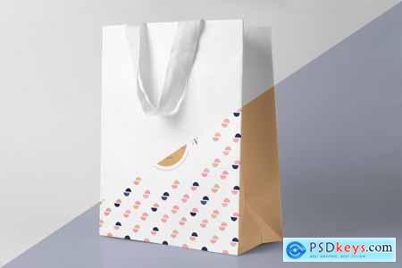 Shopping Bag Mockup PSD
