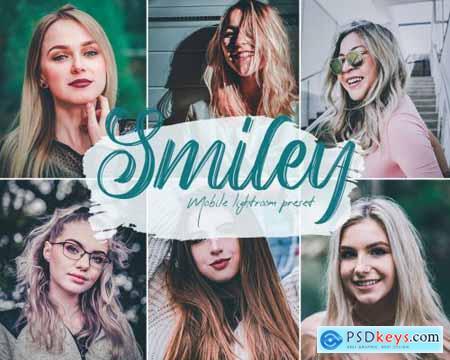 Creativemarket Smiley Lightroom Presets 5685253