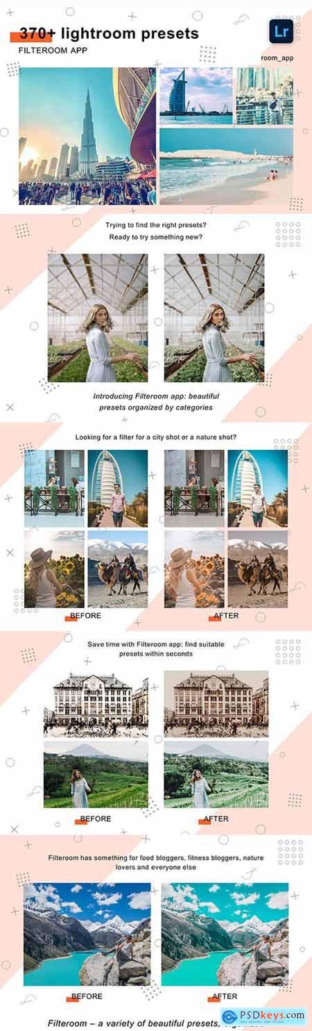 370+ Best Lightroom Mobile Presets 5304960