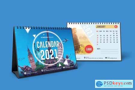 C - Travel Calendar 2021