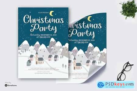 Christmas Party Vol.02 - Poster AS