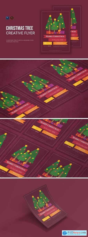 Christmas Tree - Flyer