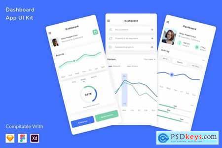 Dashboard App UI Kit