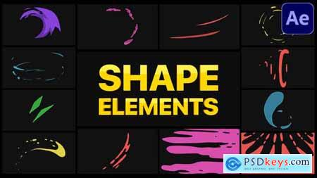 Shape Elements - After Effects 29855807