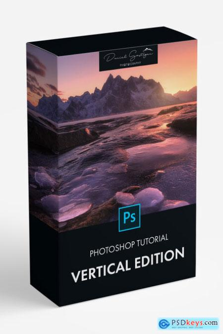 Daniel Gastager - Photoshop Tutorial - Vertical Edition Free Download Source