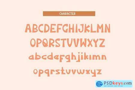 Cartons - Playful Font