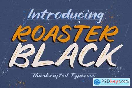 Roaster Black