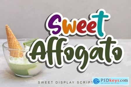 Sweet Affogato