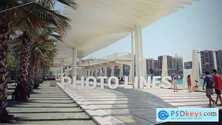 Photo Lines Slideshow 11428599