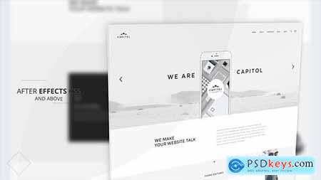 Web Promo Mockups 11759936