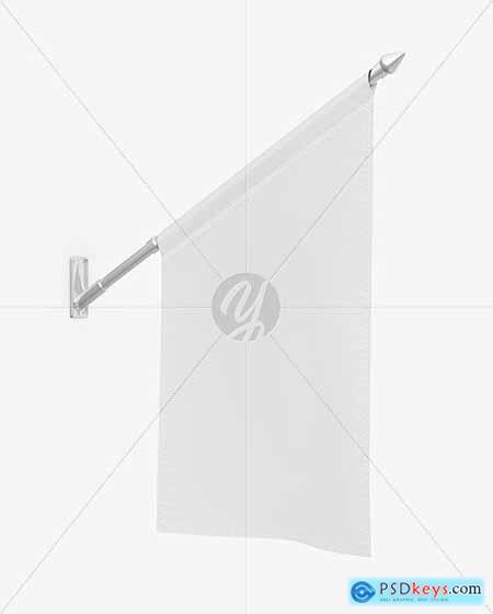 Flag Mockup 72356