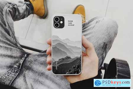 Phone Case Mockup 02