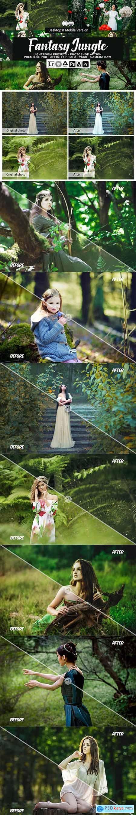 Fantasy Jungle Presets 5689706