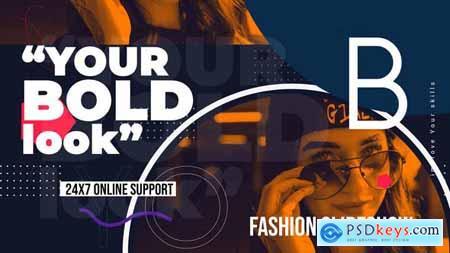 Dynamic Fashion Slide Show 29876133