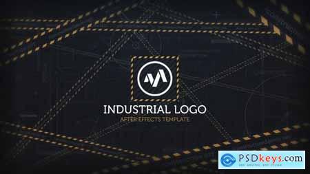 Industrial Logo Reveal 29868670