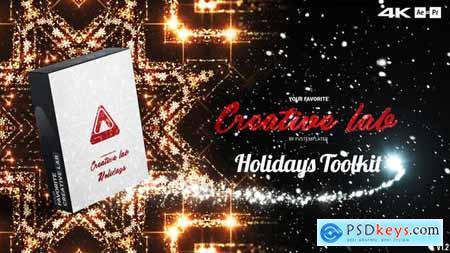 Creative Lab – Holidays Toolkit v1.4 29707679