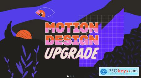 Gumroad - Motion Design Upgrade (After Effects Course)