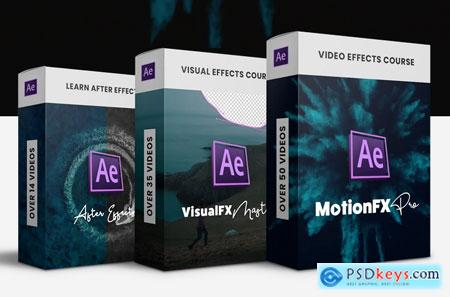 MotionFX Pro Video Effects Course