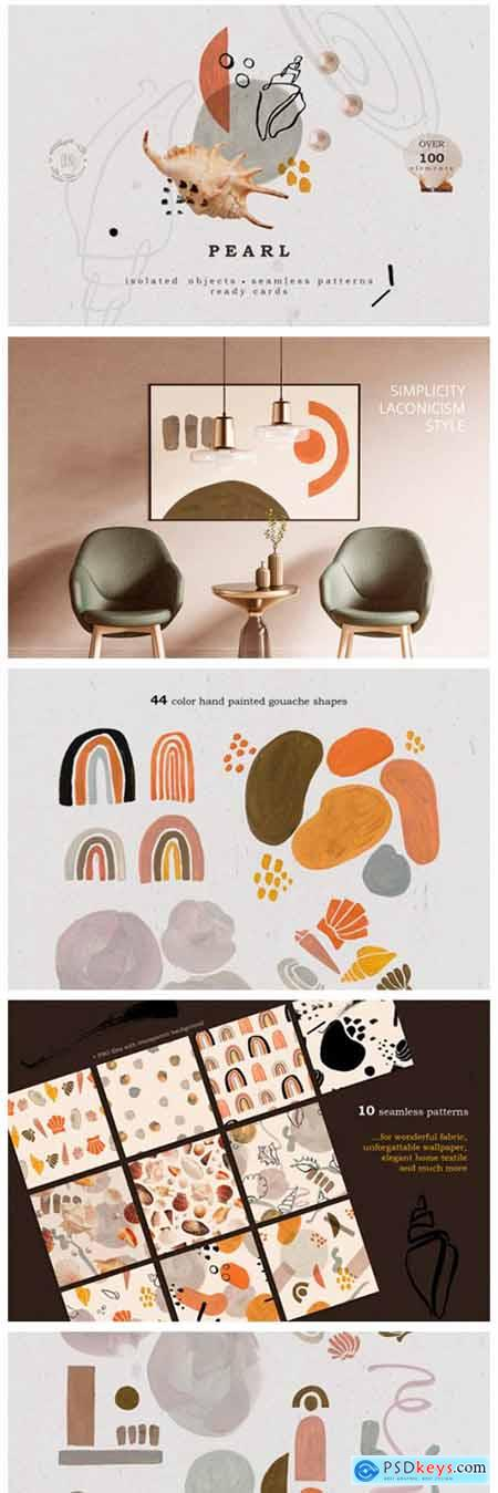 Pearl Graphic Collection 3975699