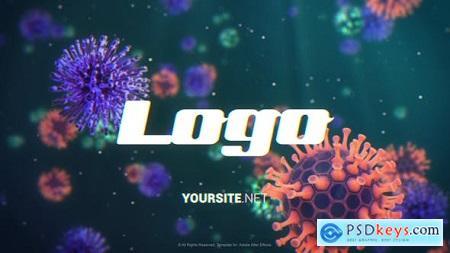 Bacteria Logo Reveal 25793525