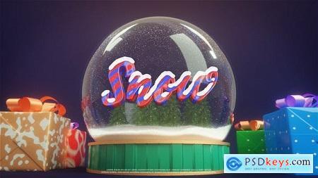 Snow Globe Logo 25268040