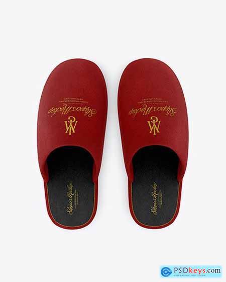 Slippers Mockup 72832