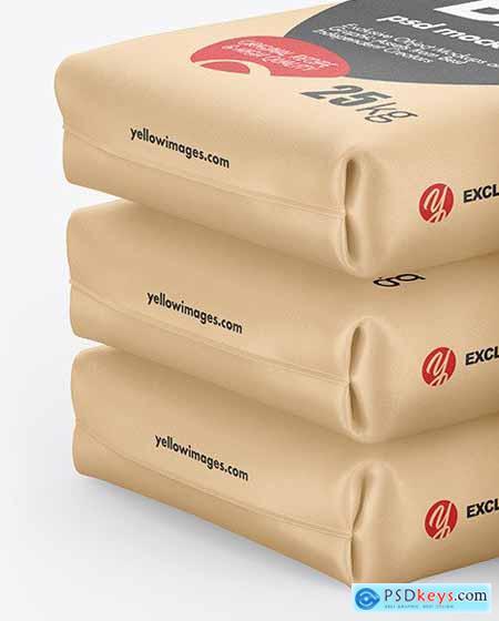 Kraft Bags Mockup 72962