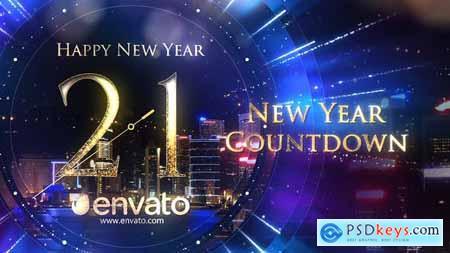New Year Countdown 29654005