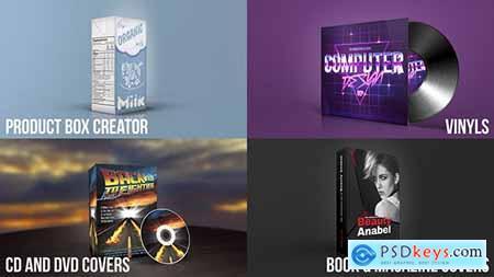 Product Box Creator 18604194