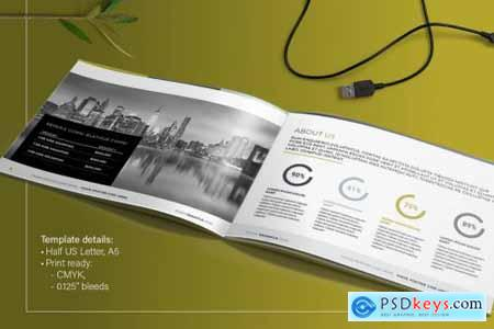 Business Brochure InDesign Template 5554706