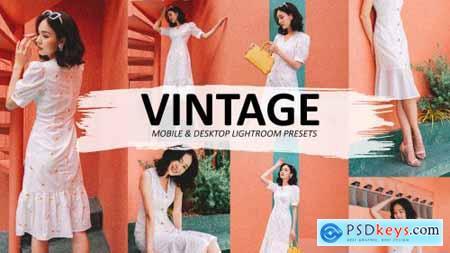 Vintage Preset For Lightroom 5585593
