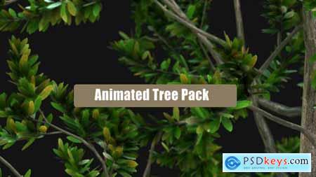 Animated Tree Pack 28600653