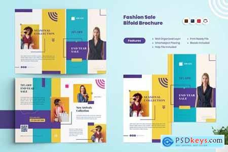 Fashion Sale BiFold Brochure