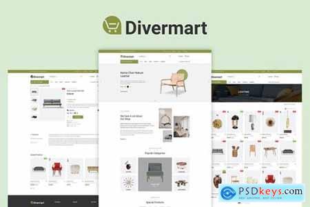 Divermark - Furniture Store and Handmade Shop