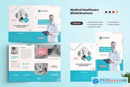 Medical Healthcare BiFold Brochure