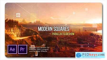 Modern Squares Parallax Slideshow 29787065