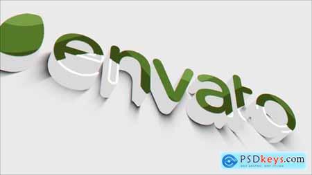 3D Clean Logo Reveal 29838027