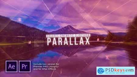 Squares Cinematic Parallax Slideshow 29904674