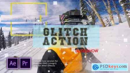 Glitch Action Slideshow 29903819
