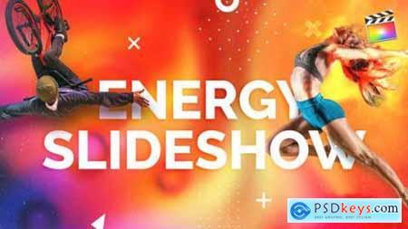 Energy Slideshow For Final Cut & Apple Motion 29854557