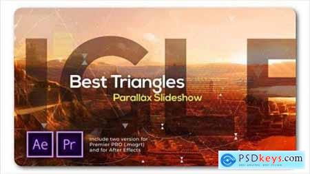 Best Triangles Parallax Slideshow 29855981