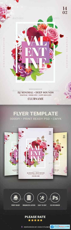Valentine Flyer 29752586