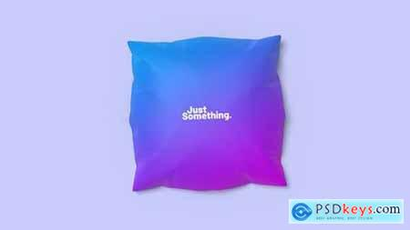 Awesome Pillow Mockup Template