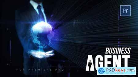 Business Agent Premiere Pro Project 22908369