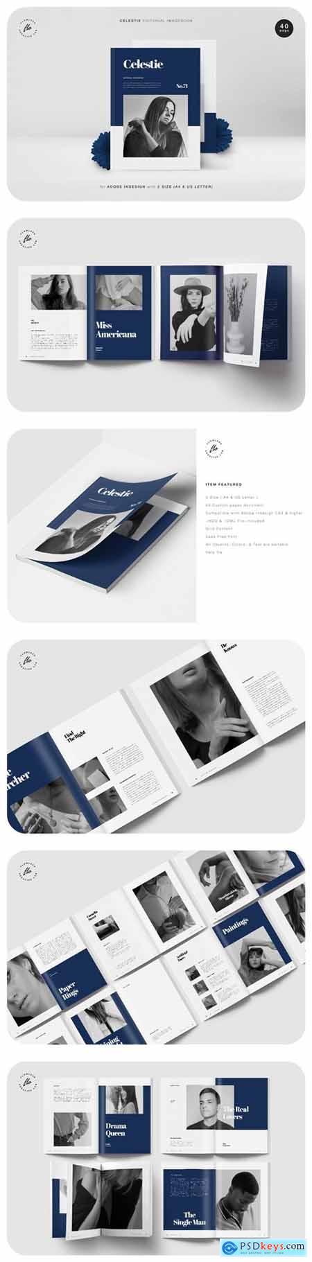 Celestie Editorial Imagebook