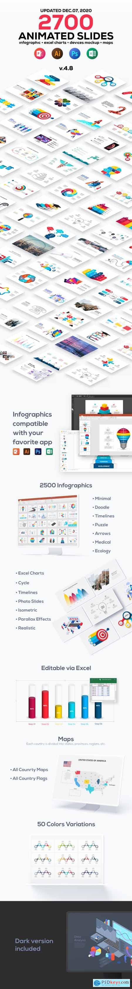 Multipurpose Infographics PowerPoint Templates V4.8 23176778